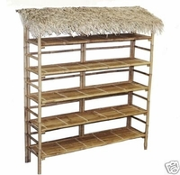 Medium Retail Unit Palapa Display Shelf