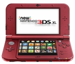 New 3DS XL and Games