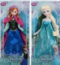 Disney Frozen Anna and Elsa Classic Dolls Bundle **From the Disney Store.