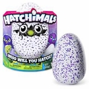 Hatchimals Draggles Blue/Purple Egg - One of Two Magical Creatures Inside