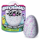 Hatchimals Pengualas Pink/Teal Egg - One of Two Magical Creatures Inside