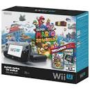 Nintendo Wii U Super Mario 3D World Deluxe Set