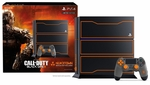 PlayStation 4 - 1 Terabyte Call of Duty: Black OPS III Bundle Limited Edition