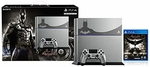 PlayStation 4 500gb Batman: Arkham Knight Bundle Limited Edition - Steel Gray