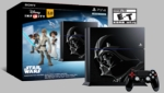 PlayStation 4 500gb Darth Vader Special Edition + Disney Infinity 3.0 Game Set + Boba Fett Figure