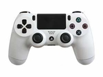 PlayStation 4 DualShock Wireless Controller- Glacier White