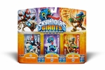 Skylanders Giants Triple Pack (Fright Rider, Wrecking Ball, Flameslinger)