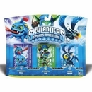 Skylanders Spyro Adventure Triple Character Pack (Wrecking Ball, Stealth Elf, Sonic Boom)