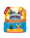 Skylanders Trap Team Mini Character Pack: Drobit & Trigger Snappy