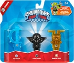 Skylanders Trap Team: Triple Trap Pack (TrapTanium)