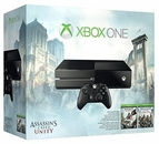 Xbox One + Assassins Creed Unity Bundle
