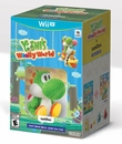 Yoshi's Woolly World Amiibo Bundle with Green Yarn Yoshi