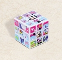 1 Inch Minnie Mouse Puzzle Cube