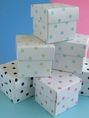 "2"" Polka Dot Box (2 piece box)"