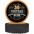 30th Vintage Dude Honeycomb Centerpiece