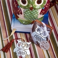 Adorable Owl Design Book Mark Favors