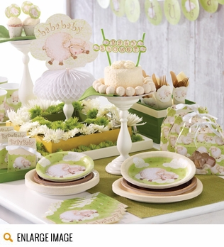 Animal Baby Shower Supplies & Decorations