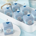 Baby on Board Pop Up Sailboat Favor Boxes