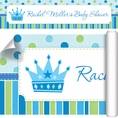 Baby Prince Baby Shower Custom Banner