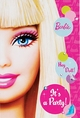 Barbie  Invite