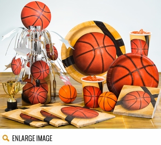 Basketball Themed Party Supplies