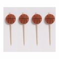 Basketball Molded Pick Candles