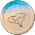 Beach Love Banquet Plates