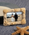 Beach-Themed Photo Frame