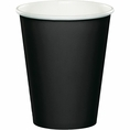 Black 9 oz Hot/Cold Cups