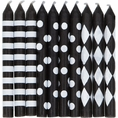 Black & White Candles