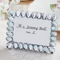 Rhinestone Place Card Holder
