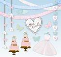 Blushing Bride Room Decorating Kit
