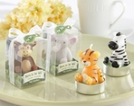 """Born to be Wild"" Animal Candles (Set of 4 Assorted)"