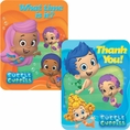 Bubble Guppies Invitations and Thank You Note Set
