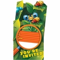 Bug Party Invitations