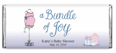 Bundle of Joy Chocolate Bar