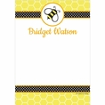 Buzz Babee Baby Shower Custom Thank You Note