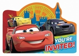 Cars 2 Invitation
