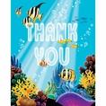 Ocean Party Thank You Cards