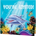 Ocean Party Invitations