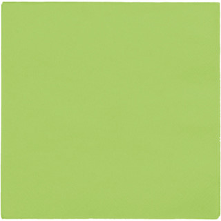 Celery Lunch Napkins - 50 ct