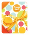 Chic Birthday Thank You Cards