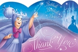 Cinderella Postcard Thank You
