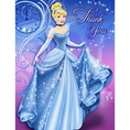 Cinderella Sparkle Thank You Notes