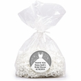 Classic Wedding Bridal Shower Custom Favor Bags