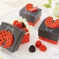 Cute as a Bug Ladybug Favor Boxes - Sets of 24