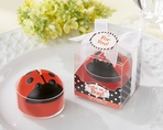 Cute as a Bug Ladybug Tea Lights - Sets of 4