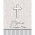 Devotion Baptism Invitations