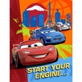 Disney Cars 2 Invitation