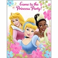 Disney Fanciful Princess Invitation